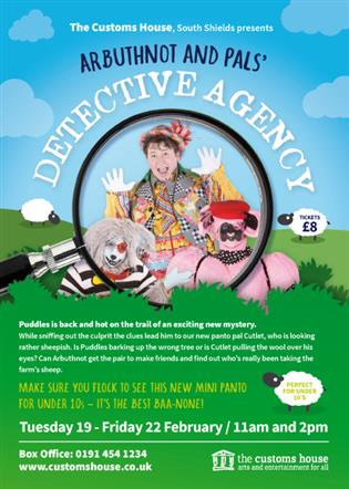 Arbuthnot and Pals' Detective Agency