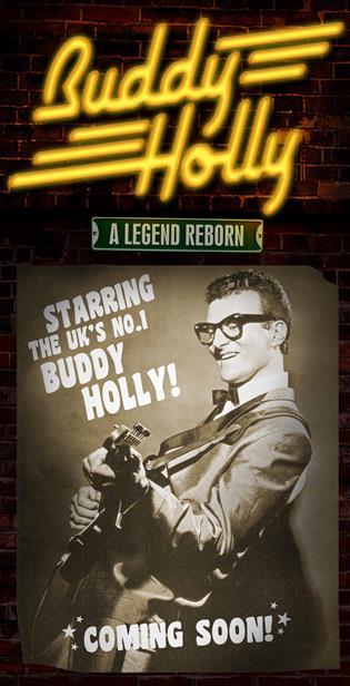 Buddy Holly: A Legend