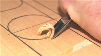 Crafted: An Introduction to the Art of Letter Carving in Wood