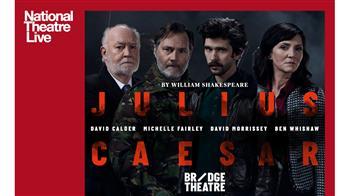 NT Live: Julius Caesar [12A]