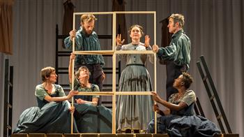 NT Live: Jane Eyre [12A]