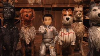 Isle Of Dogs [PG]