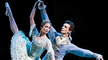 Bolshoi Ballet: The Sleeping Beauty [12A]