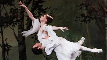 Bolshoi Ballet: La Sylphide [12A]