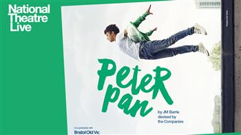NT Live (recorded): Peter Pan [12A]