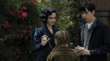 Miss Peregrine's Home for Peculiar Children [12A]