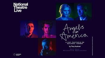 NT Live: Angels in America Part 1 Millennium Approaches [15]