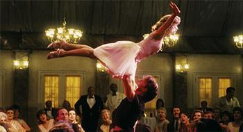 OUTDOOR CINEMA @ BOVEY CASTLE: Dirty Dancing [12]