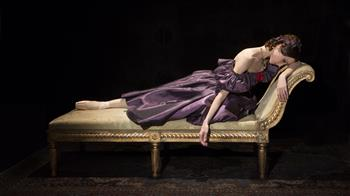 Bolshoi Ballet Live: The Lady of the Camellias [12A]
