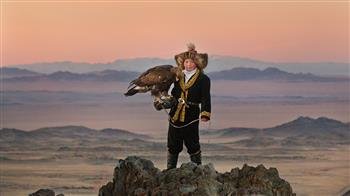 The Eagle Huntress [U]