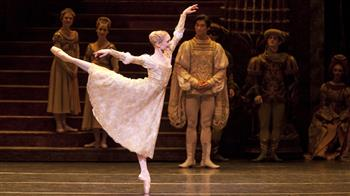 ROH Ballet Live: Romeo and Juliet [12A]