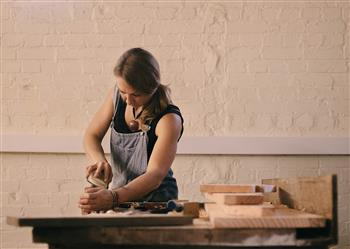 Crafted: Carpentry for Beginners - six week course