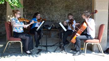 Dartington International Summer School & Festival concerts