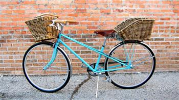 Crafted: Make Your Own Bike Basket