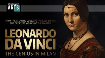 Discover Arts: Leonardo da Vinci [12A]