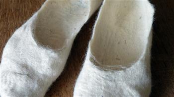 Crafted: Felt Making - Fleece of Foot