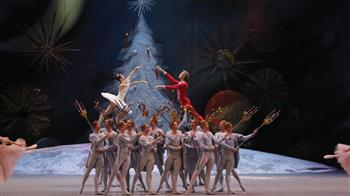 Bolshoi Ballet Encore: The Nutcracker [12A]