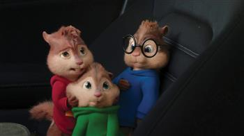 Alvin and the Chipmunks: The Road Chip [U]