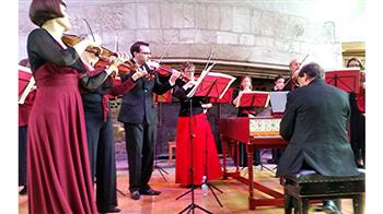 Devon Baroque-Musical Battles & the Trumpet, Naturally!