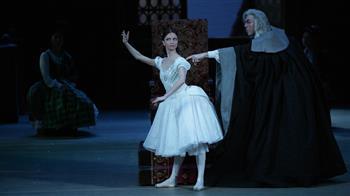 Bolshoi Ballet: Coppélia [12A]
