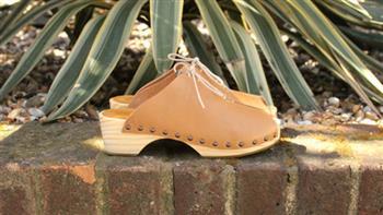 Crafted: Clog Sandal Workshop (2 Days)