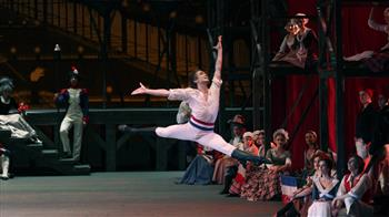 Bolshoi Ballet: The Flames of Paris (2018) [12A]