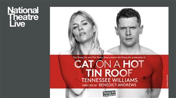 NT Live: Cat on a Hot Tin Roof [15]