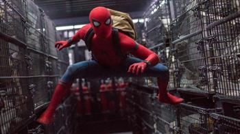 Spider-Man: Homecoming (3D) (12A)