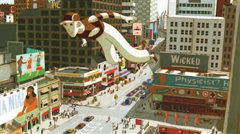 Phantom Boy [PG]