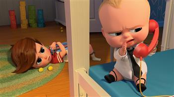 The Boss Baby (3D) [U]