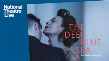 NT Live: The Deep Blue Sea [12A]