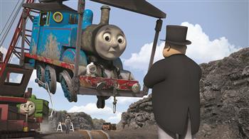 Thomas & Friends: Sodor's Legend of the Lost Treasure [U]