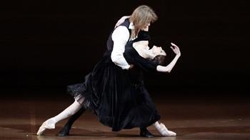 Bolshoi Ballet: The Lady of the Camellias [12A]