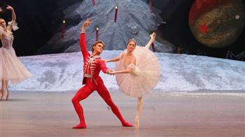Bolshoi Ballet: The Nutcracker [12A]