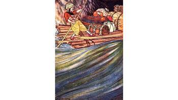 Midsummer Dreams-Sinbad the Sailor