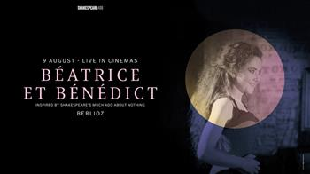 Glyndebourne Live: Béatrice et Bénédict [12A]