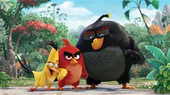 The Angry Birds Movie (3D) [U]