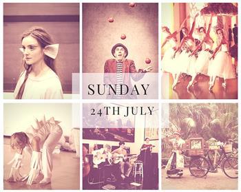 Midsummer Dreams Festival-SUNDAY TICKET