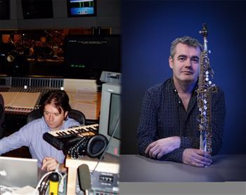 An Evening with Mark Lockheart and John Ashton Thomas