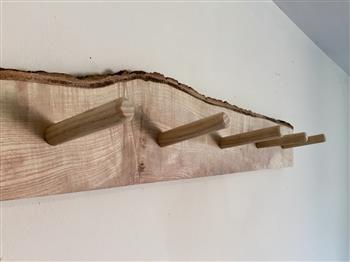 Crafted: Shaker Peg Rail - one-day course