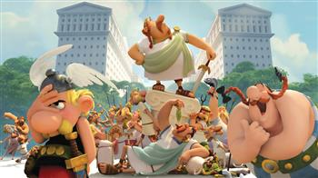 Asterix: The Mansions of the Gods (3D) [PG]