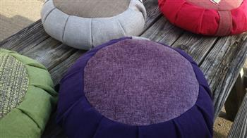 Crafted: Pouffe or Meditation Cushion, one-day course