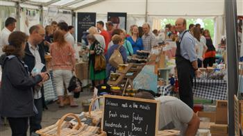 Food Fair at The Shops at Dartington