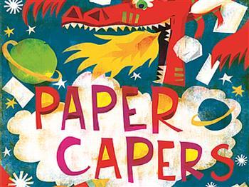 Midsummer Dreams Festival-Paper Capers