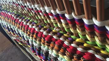 Crafted: Weaving on Peg Loom (two-day course)