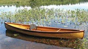 Crafted: Canoe Making-Weekend Course