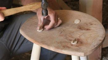 Crafted: Stool making without power tools (eight-week course)
