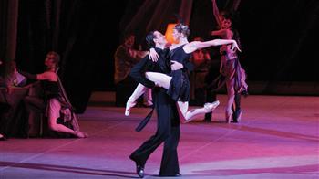 Bolshoi Ballet Live: The Golden Age [12A]