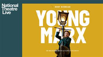 NT Live: Young Marx [12A]