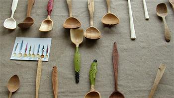 Craft Revolution: Spoon Camp